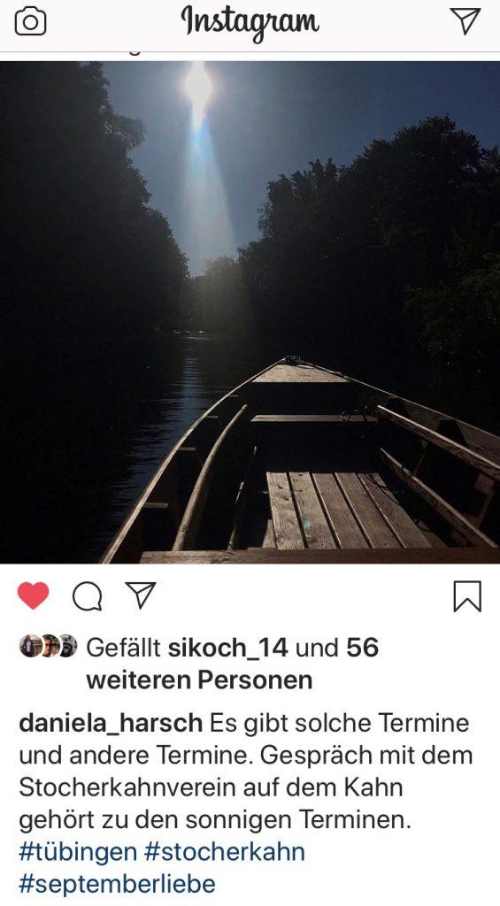 STocherkahnfahrt