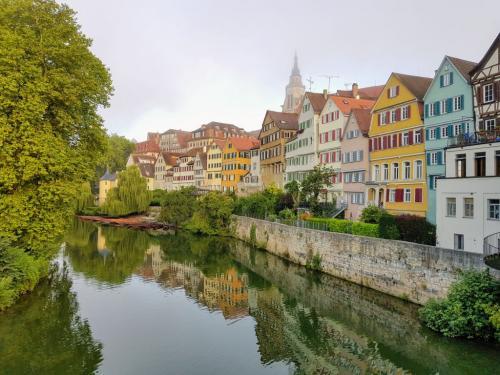 Neckarfront Tuebingen