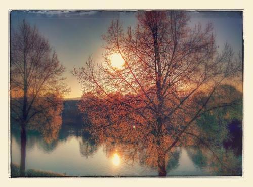 Neckarstimmungen-Winter